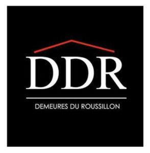 LOGO - DDR - Constructeur maison Perpignan 66 - Pyrénées-Orientales