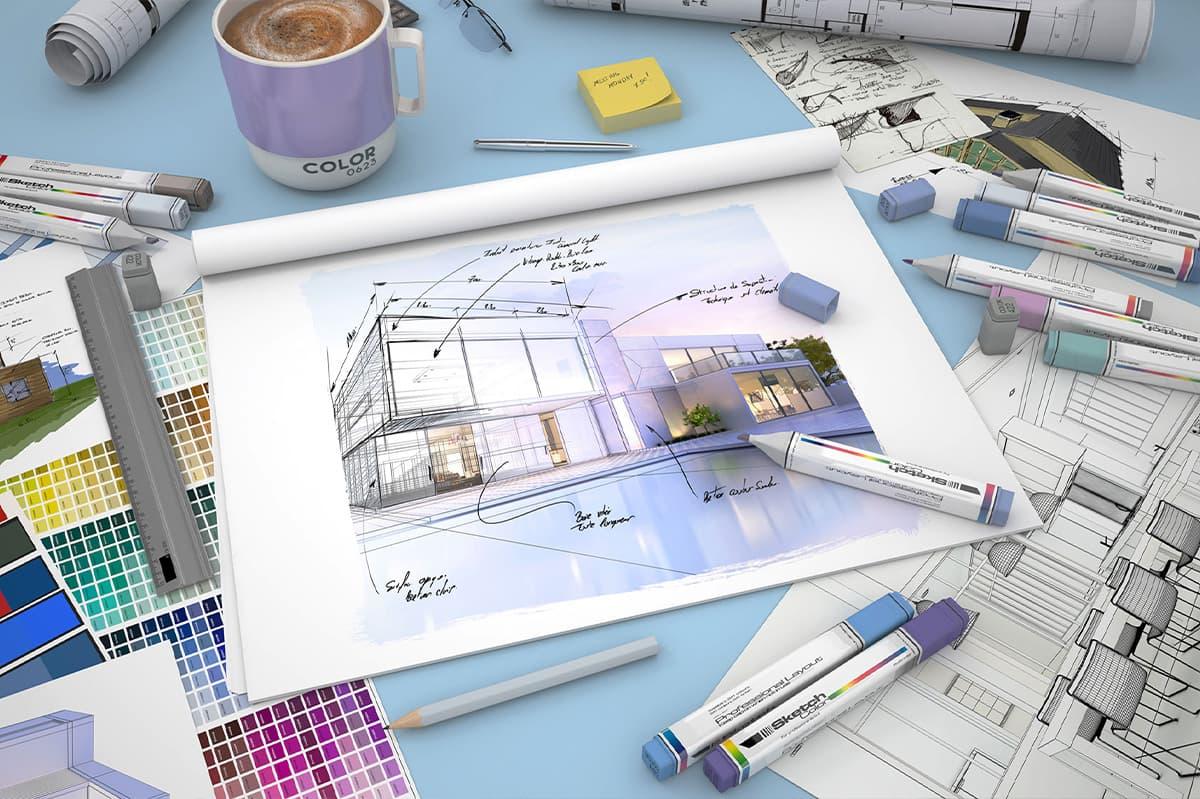 quelles sont les etapes de la conception de mon projet 01 • DDR • Constructeur de maison Perpignan - Pyrénées-Orientales et Aude