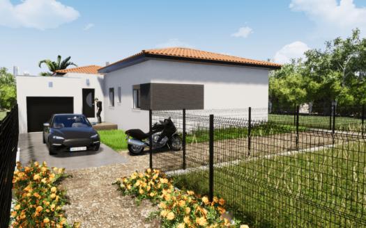 entr 233e • DDR • Constructeur de maison Perpignan - Pyrénées-Orientales et Aude