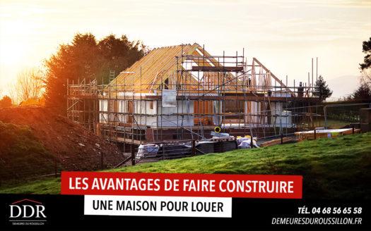 DDR 2021 2 • DDR • Constructeur de maison Perpignan - Pyrénées-Orientales et Aude
